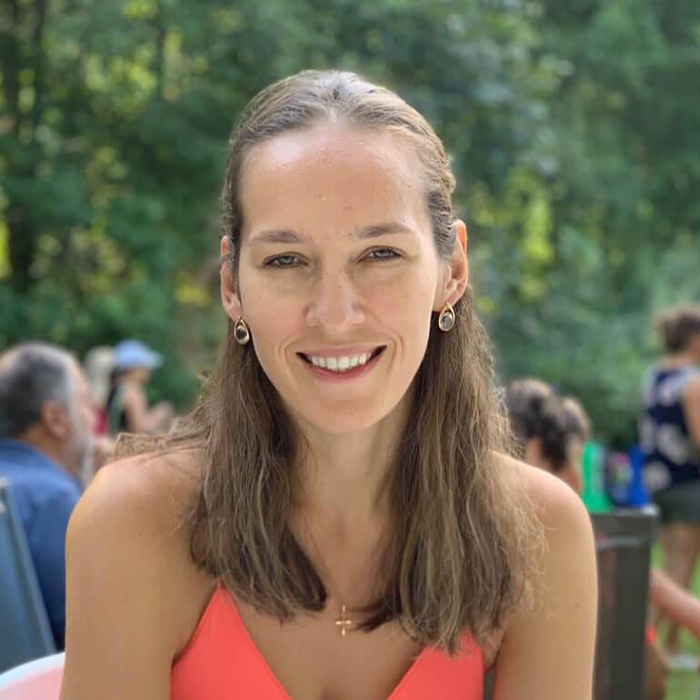 Maria Stankevich - front end developer