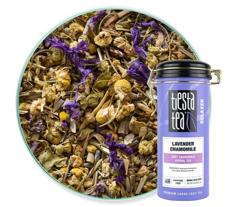 Web Design Services provided for Tiesta Tea